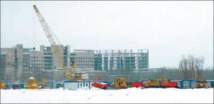 Центр-2 микрорайон Железнодорожного