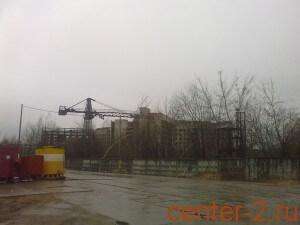 Госпиталь в Ольгино
