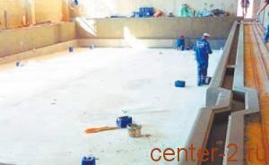 работы по реконструкции стадиона