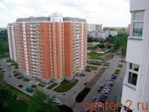Мкр. на ул. Речная, Железнодорожный