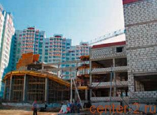 Строительство школы в мкр Центральный города Железнодорожный